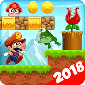Menginstal free Game Arcade android Sboy World Adventure hot