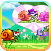 Fire Snail and Water Snail icon