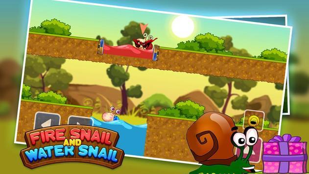 Fire Snail and Water Snail screenshot 1