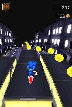 High Sonic Run Dush screenshot 3