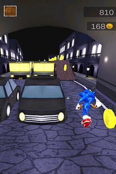 High Sonic Run Dush screenshot 1