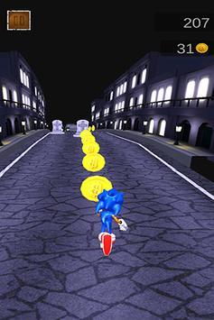 High Sonic Run Dush screenshot 6