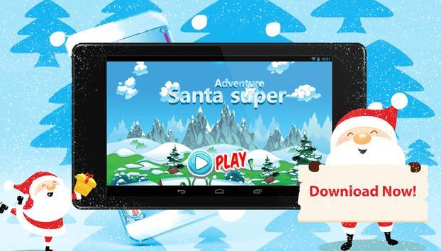 Christmas Santa Run screenshot 4
