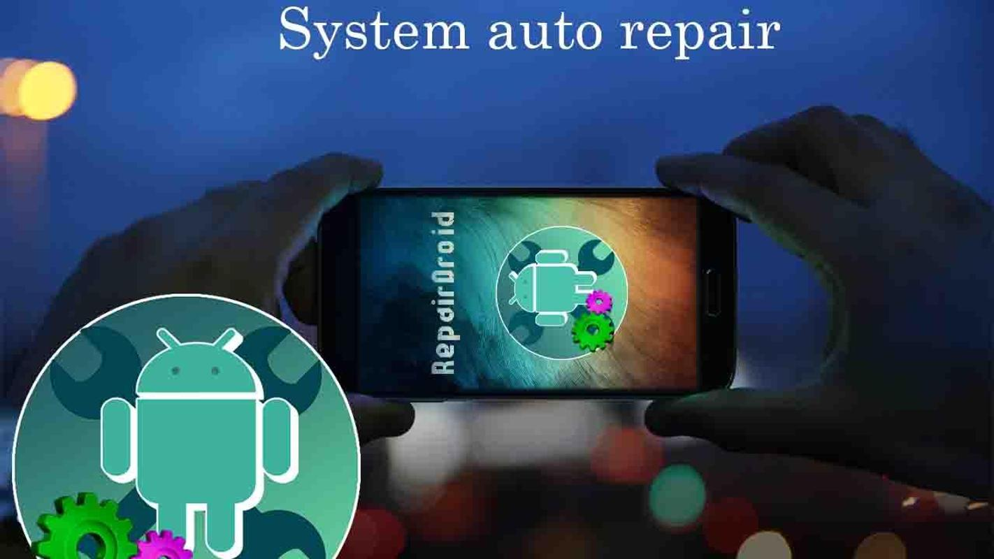 Repair System And Fix Android Problems 2018 For Android – Dibujos