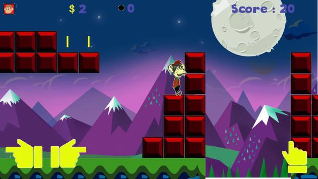 super risking monkey apk screenshot