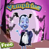 super vampire 👻 adventure game icon
