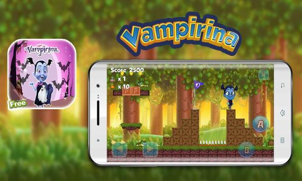 super vampire 👻 adventure game screenshot 16