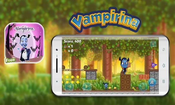 super vampire 👻 adventure game screenshot 12