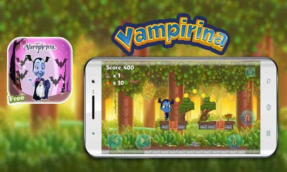 super vampire 👻 adventure game screenshot 1