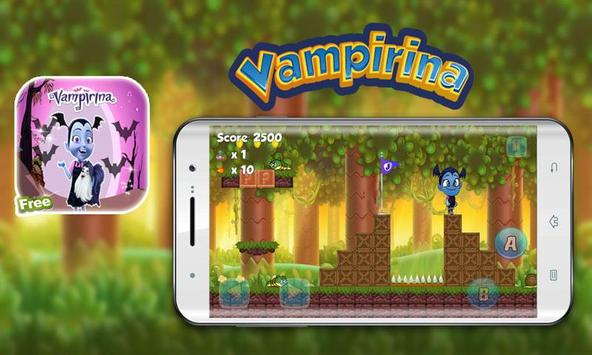 super vampire 👻 adventure game screenshot 7
