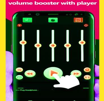 super loud volume Booster pro 2018 screenshot 3