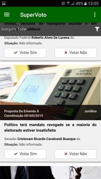 Super Voto apk screenshot