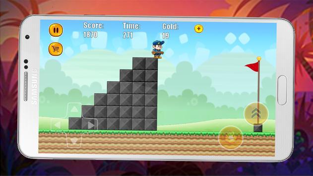 Mario World apk screenshot