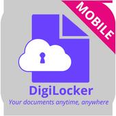 DigiLocker supports BHIM app. icon