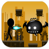 StickMan Escape World 🚹 icon