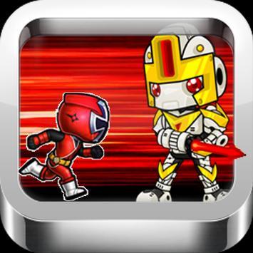 Super Red Rangers Run poster
