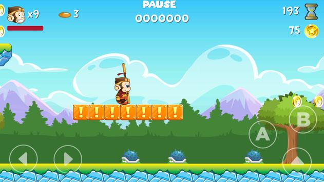 Classic Mario Jungle World apk screenshot