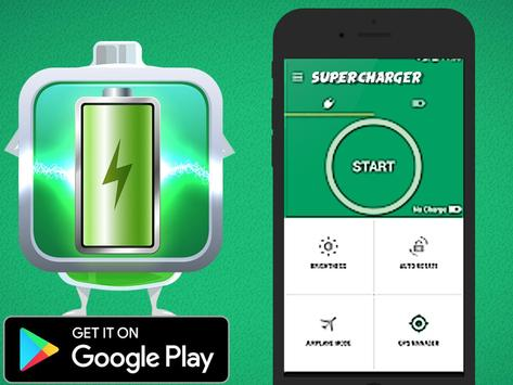 Super Charger: Ultra Fast X10 - PRANK poster