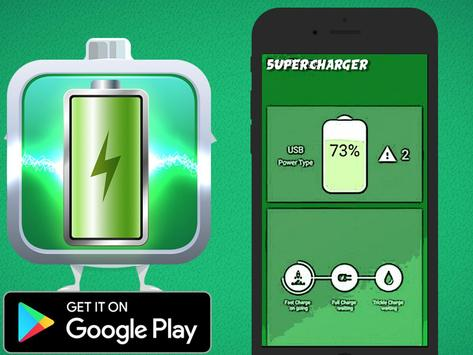 Super Charger: Ultra Fast X10 - PRANK apk screenshot