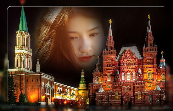 Moscow Photo Frames poster