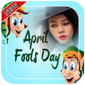 April Fool Day Photo Frames icon
