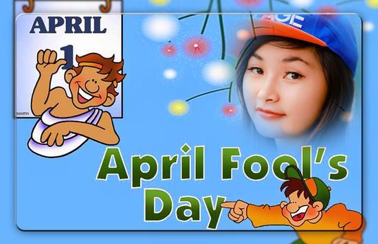 April Fool Day Photo Frames screenshot 3