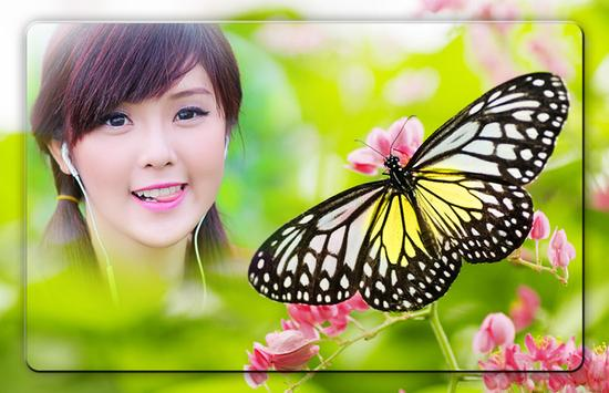 Butterfly Photo Editor screenshot 3