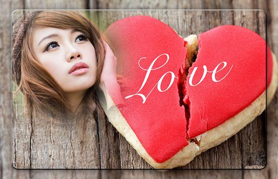 Broken Heart Photo Frames for Android - APK Download