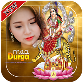 Durga Ashtami Photo Frames icon