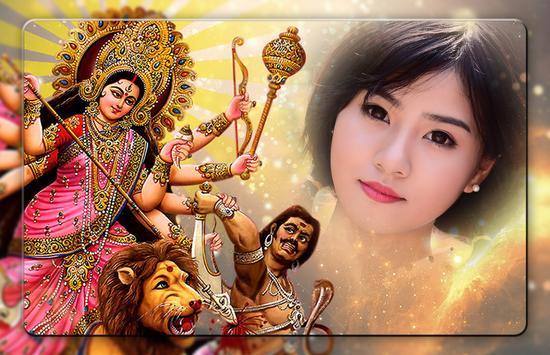 Durga Ashtami Photo Frames screenshot 4