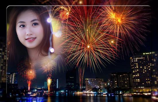 Firework Photo Frames screenshot 4
