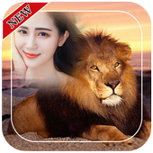 Lion Photo Frames icon