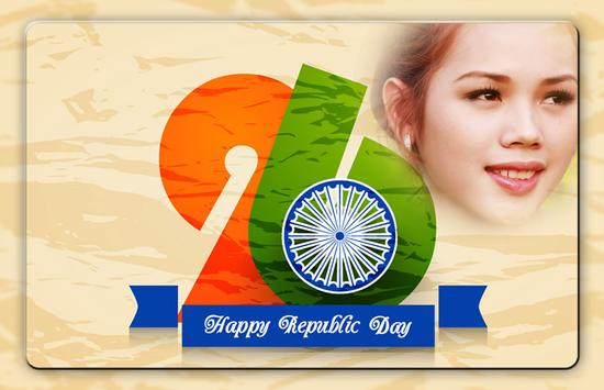 Happy Republic Day Photo Frames poster
