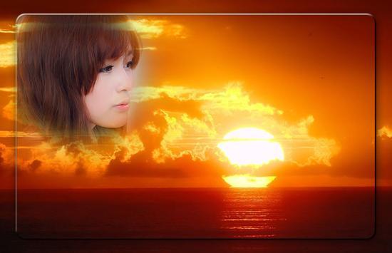 Sun Sky Photo Frames screenshot 3