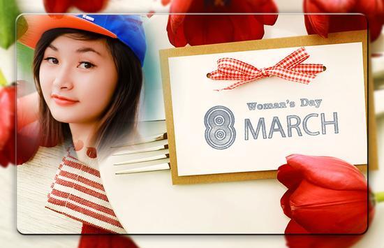 Women's Day Photo Frames screenshot 1