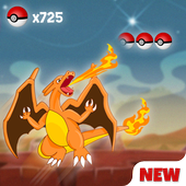 Charizard Dragon Fighter icon