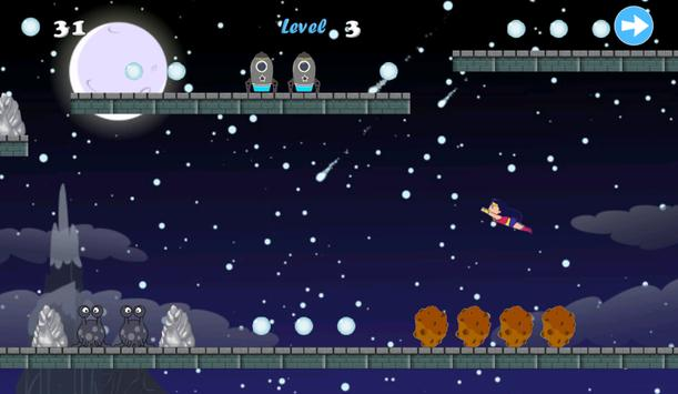 Super Hero Girl apk screenshot
