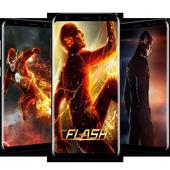 Superheroes Flash Wallpaper HD 4K icon
