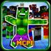 SuperHero Mod For Minecraft PE