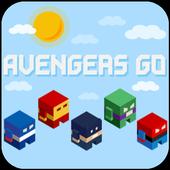 SuperHeroes Avengers Go Jump icon