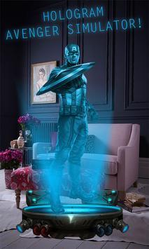 Hologram Avenger Simulator screenshot 5