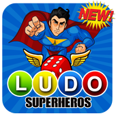 Parcheesi Ludo Super Hèros icon