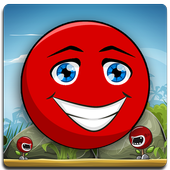 Rolling Red Ball icon