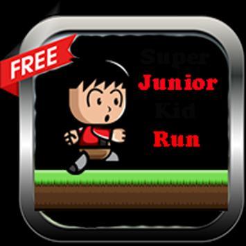 Super Junior Kid Run poster