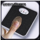 Weight Scanner Prank icon