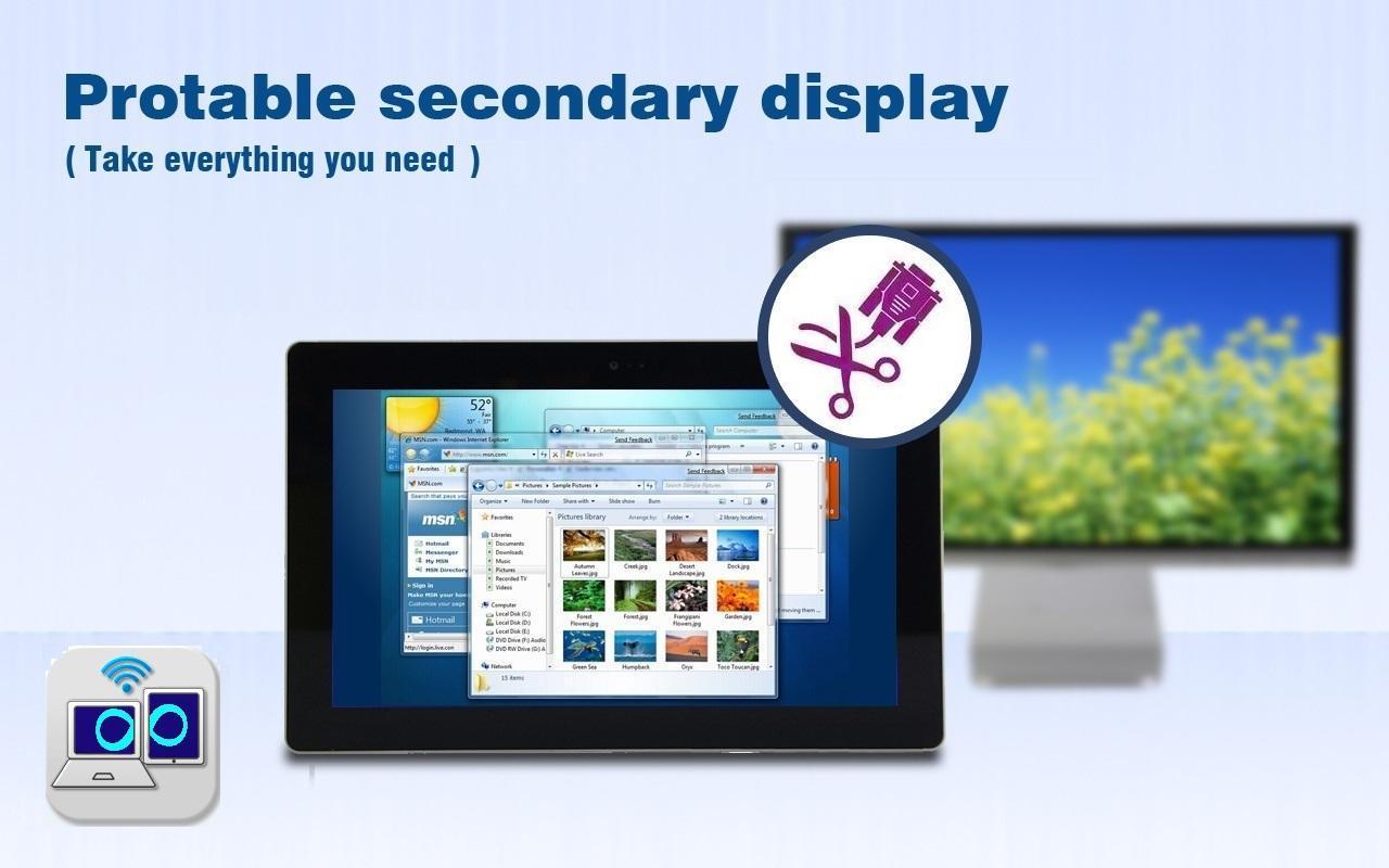 Air Duet Screen Second Display APK Download