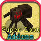 Super Loot Addon for Minecraft PE icon