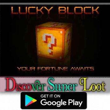 Super Loot Addon for Minecraft PE apk screenshot