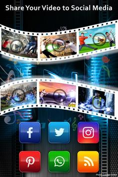 Super Power Photo To Video Maker screenshot 5