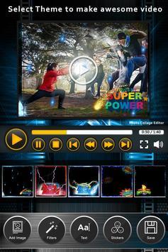Super Power Photo To Video Maker screenshot 3